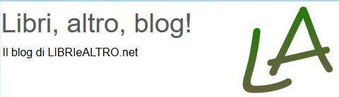 Libri, altro, blog!
